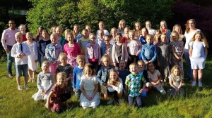 Christelijk kinder- en jeugdkoor Jong Holland uit Huizen